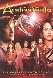 Andromeda: The Complete Fifth & Final Season (Bilingual)