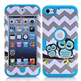 ice cream ipod case - iPod Touch 6 Case , iPod Touch 5 Case, Alkax Slim Fit Heavy Duty Rugged Impact Resistant Protective Cover Bumper for Apple iPod Touch 5 6th Generation + Stylus Pen