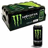 Monster Energy Drink, Original Flavor, 24 ct./16 oz. (pack of 6)