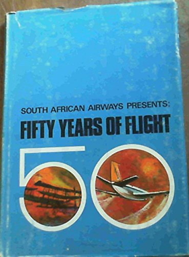 South African Airways Presents Fifty Years of Flight