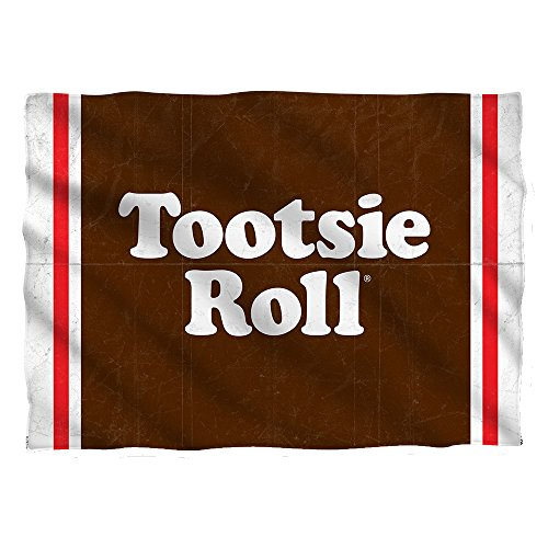 Wrapper -- Tootsie Roll -- Pillow Case