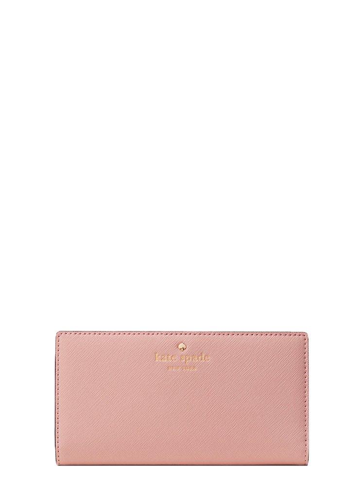 Kate Spade New York Mikas Pond Stacy Wallet - Pink Bonnet
