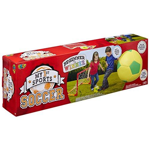 POOF My 1st Sports Soccer Set (Kids Soccer Set)