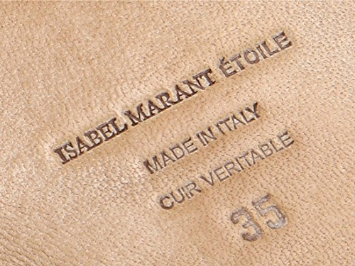 Isabel Marant Sandalias de Gladiador piel de becerro negra - Número de modelo: JEANA SD0082 16P008S negro