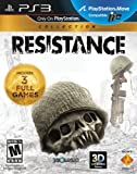 PS3 Resistance Trilogy Collection - 3 pack