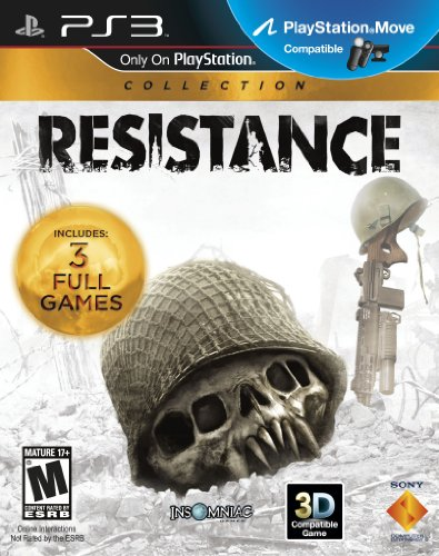 PS3 Resistance Trilogy Collection - 3 pack ()