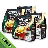 4 PACK - Nescafé 3 in 1 RICH