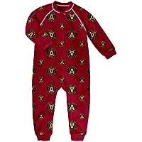 fan products of OuterStuff MLS Boys Sleepwear Zip Up Coverall