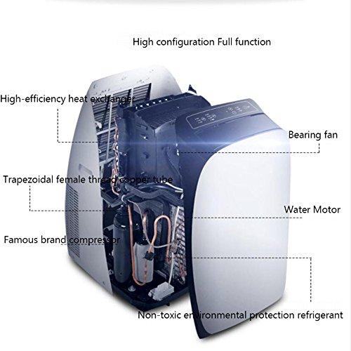 Ventilador del acondicionador de aire extraíble, 31 pulgadas ...