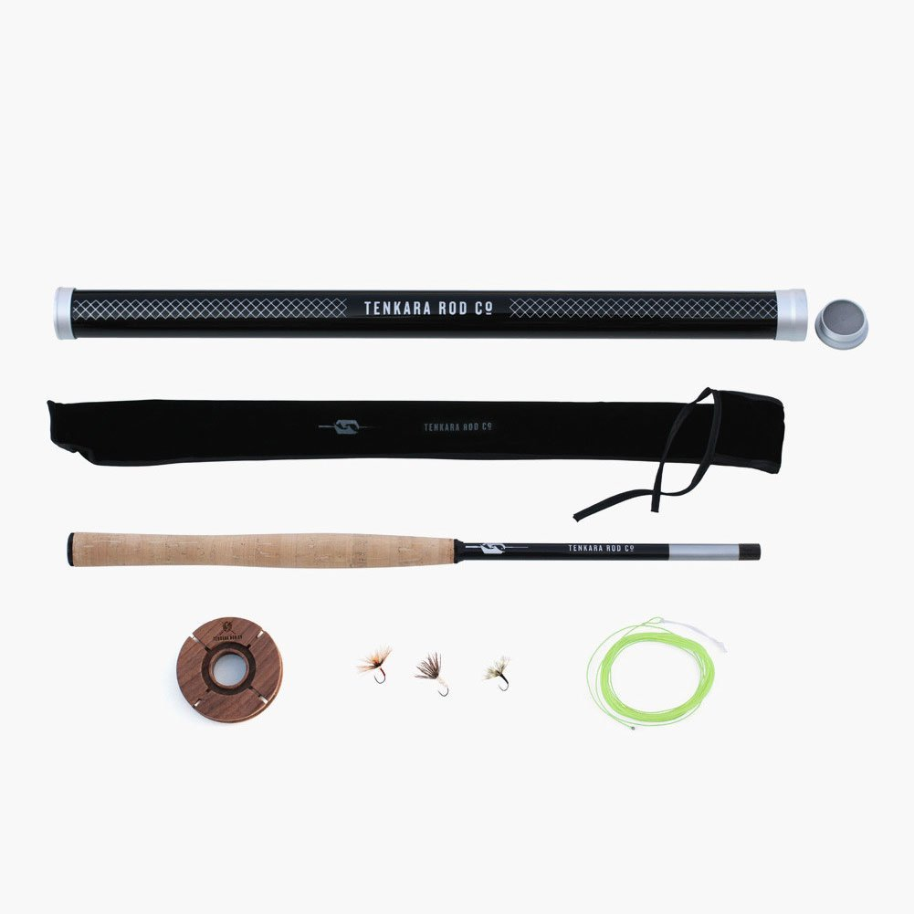 Tenkara Rod Co. Teton Fly Fishing Rod - Package