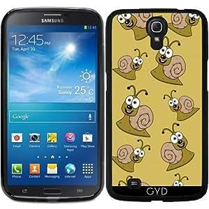 Funda para Samsung Galaxy Mega 6.3 GT-I9205 - Caracol Sonriendo by zorg