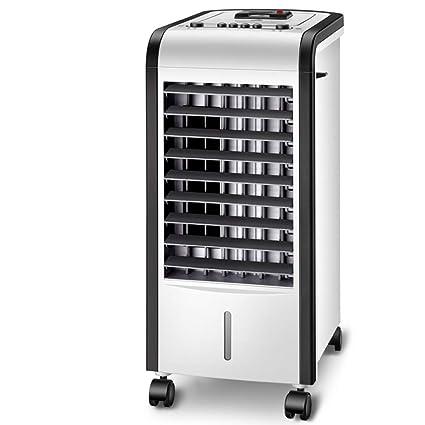 ZHIRONG Ventilador/Calentador de enfriamiento Cálido y frío de Doble Uso Refrigeración por Agua Aire