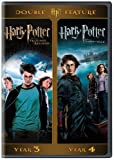 Harry Potter Double Feature: Harry Potter and the Prisoner of Azkaban/Harry Potter and the Goblet of Fire Image