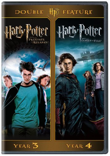 Harry Potter Double Feature: Harry Potter and the Prisoner of Azkaban/Harry Potter...