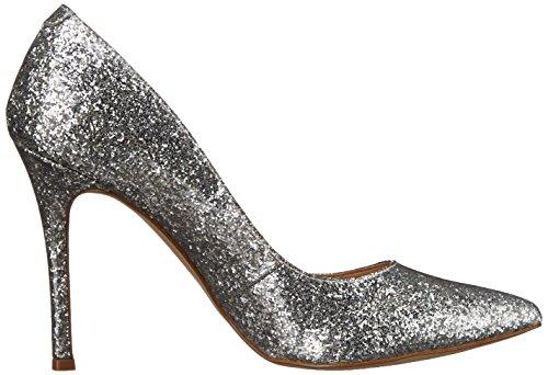 Bcbgeneration Womens Treasure Dress Pump Argento Glitter