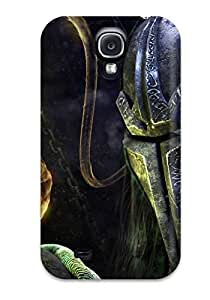 IZMdfMq5347wKwlt Tpu Phone Case With Fashionable Look For Galaxy S4 - Creature