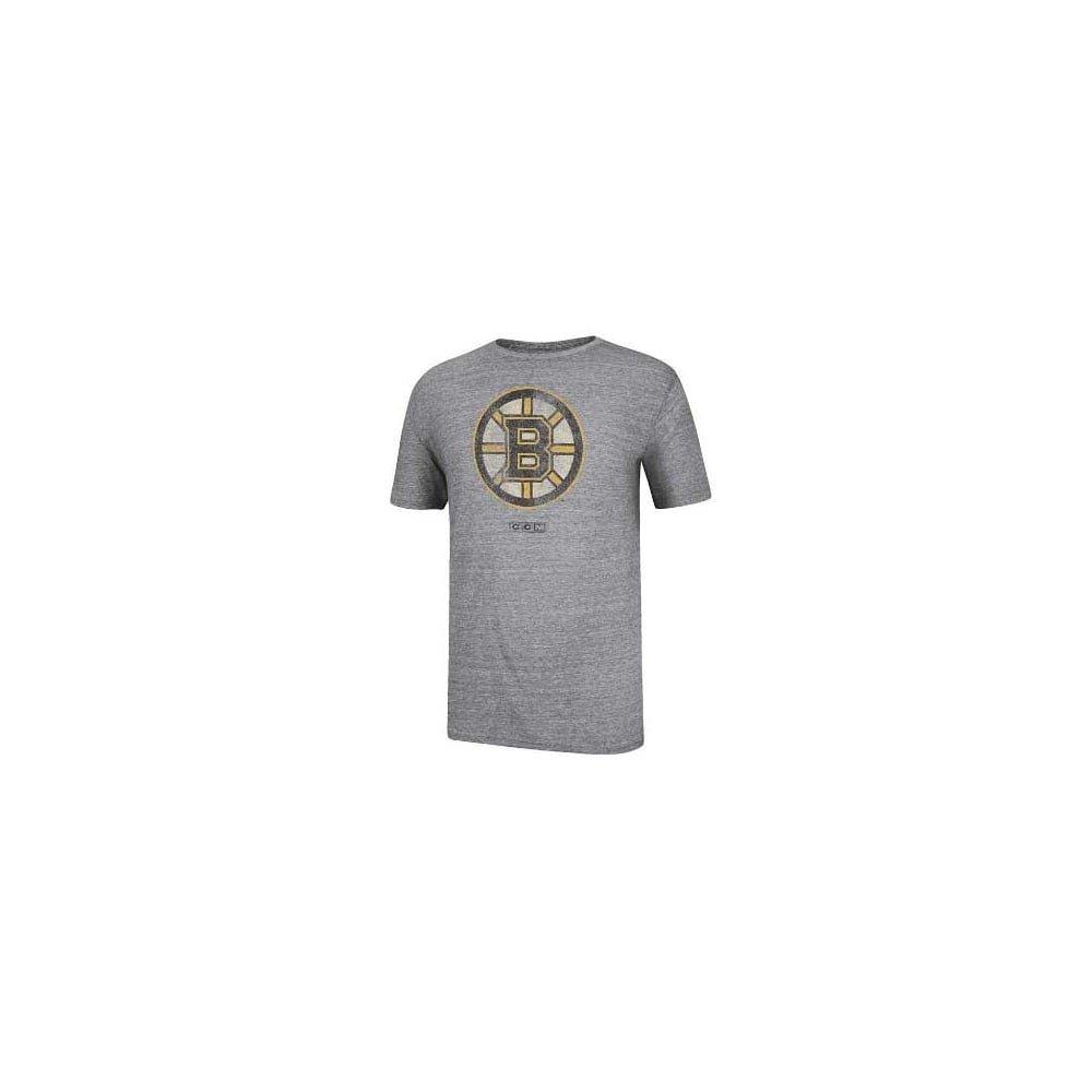 NHL Boston Bruins Bigger Logo T-Shirt (CCM) Reebok