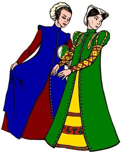 [Elizabethan Comfort Kirtle Pattern] (Elizabethan Costume Patterns)