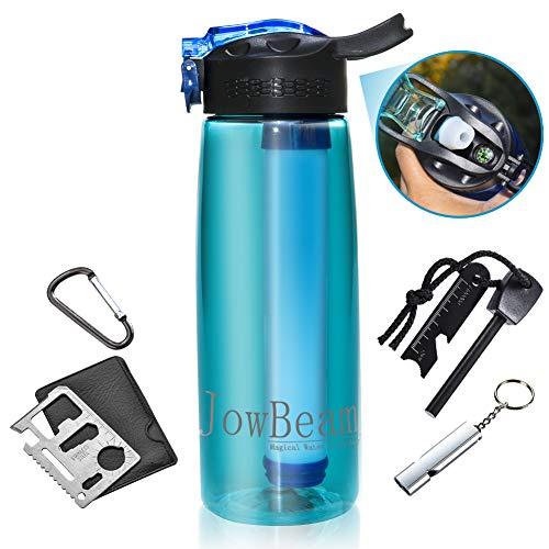 Jowbeam Backpacking Startter Survival Carabiner product image