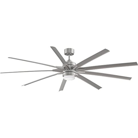 Fanimation fpd8149wbn odyn 84 9 blade indooroutdoor ceiling fan fanimation fpd8149wbn odyn 84quot 9 blade indooroutdoor ceiling fan blades led aloadofball Choice Image