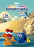 Finding Dory: Colouring Adventures (Disney-Pixar)