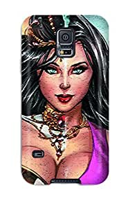 Hot Tpye Grimm Fairy Tales Case Cover For Galaxy S5