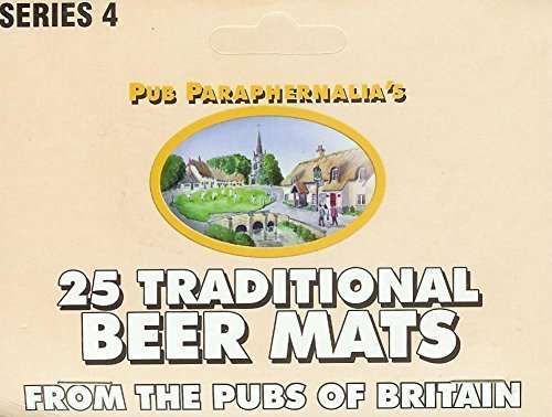 25 Traditional Beer Mats From the Pubs of Britain, Series 4