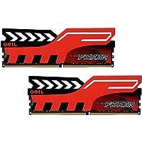 GeIL EVO FORZA 16GB (2 x 8GB) PC4-17000 2133MHz DDR4 288-Pin DIMM Desktop Memory