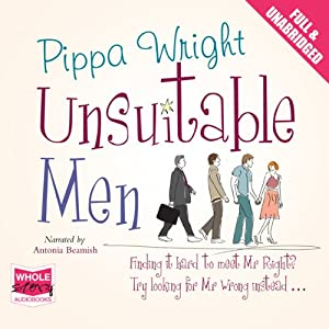 Unsuitable Men Audiobook