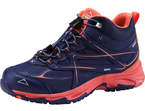 AQX Randonnée Multifunktionsschuh KINLEY 905 Navy Mid Evosome Jr Enfant Chaussures Mixte Red Light Dark Hautes Bleu de MC w8IRqxC5q
