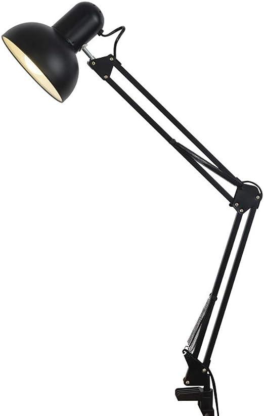 TXOTN Lámparas de Escritorio LED de Trabajo lámpara de Mesa Metal ...