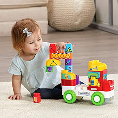 LeapFrog LeapBuilders 123 Fix-It Truck: Toys & Games