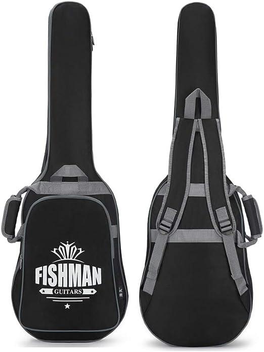 DragonPad - Funda de guitarra eléctrica para mochila (protección ...