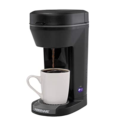Amazoncom Farberware Single Serve Brewer Uses K Cups Compatable