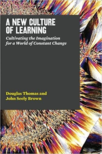 A new culture of learning book