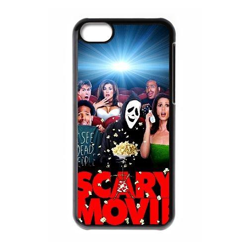 B1B36 Effrayant Film Haute Résolution Affiche N3E2FB cas d'coque iPhone de téléphone cellulaire 5c couvercle coque noire DG8TLD4IX