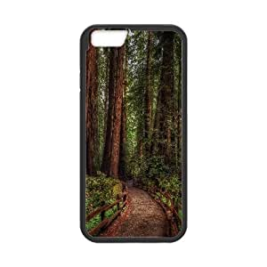 cathedral grove rainforest Case Cover For HTC One M8 For GuyS Case Cover For HTC One M8 Nuud [Black]