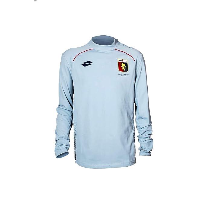 design senza tempo e2a6d 702a4 GENOA CRICKET AND FOOTBALL CLUB Felpa Allenamento Grigia (S ...