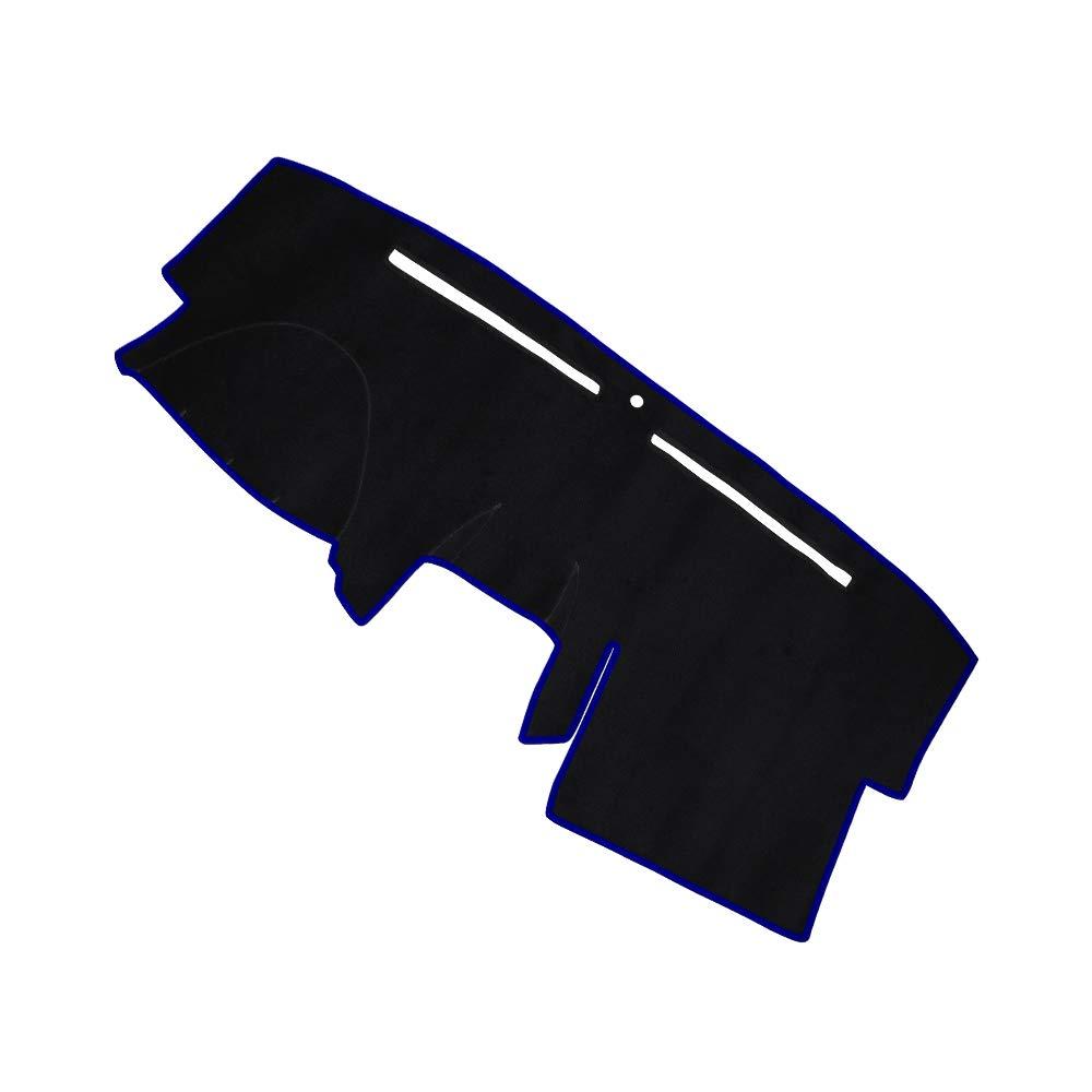 Gray JIAKANUO Dash Cover Fit for Nissan Armada 2004-2007 W//O Navigation Dashboard Mat Sunshield Protector Pad Non-Slip,Antiglare,Extra Thick