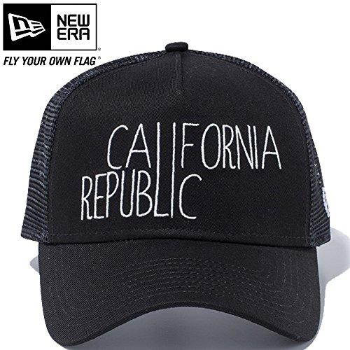 New Era(ニューエラ) 940キャップ エーフレームトラッカー カリフォルニアリパブリック 11557402 79ca16b958a