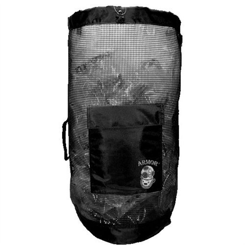 Armor Rubber Coated Mesh Backpack, #84