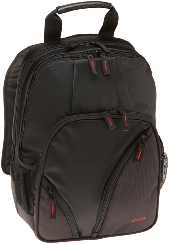 Price comparison product image CODi Tri-Pack Ballistic Backpack for Laptops Up To 15.6 inch