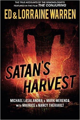 Ed Warren - Satan's Harvest Audiobook