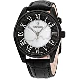 Vincero Italian Marble Quartz Movement Black Dial Men's Watch BLA-CAR-M04