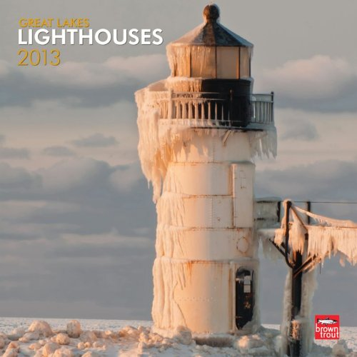 Download Great Lakes Lighthouses 2013 Square 12X12 Wall PDF