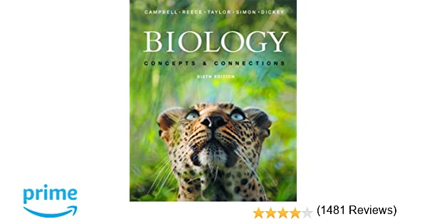 Amazon.com: Biology: Concepts and Connections (9780321489845 ...