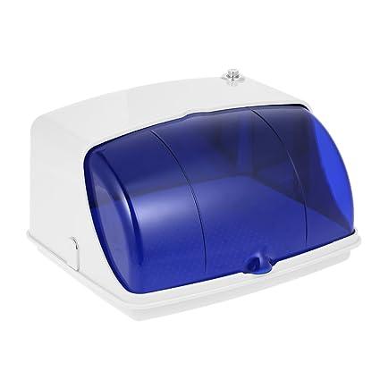 zroven 5W UV Esterilizador Gabinete Multifuncional Desinfecci/ón Herramienta limpia Profesional Equipo de arte de u/ñas Bandeja Temperatura Esterilizador Herramienta 220V Enchufe de la UE