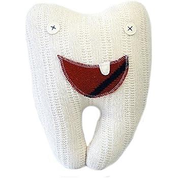 Amazon.com: Floss and Rock - Cojín de hadas con diente de ...