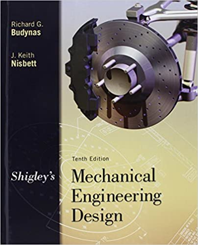 Amazon Com Package Shigley S Mechanical Engineering Design With 1 Semester Connect Access Card 9781259275944 Budynas Richard Nisbett Keith Books