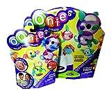 Oonies Starter Pack and (1) S1 Theme Refill Pack Ocean Gift Set